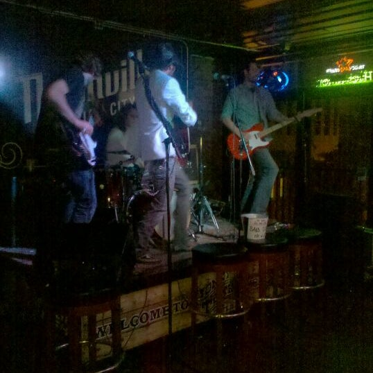 Photo taken at Honky Tonk Central by Jason F. on 5/11/2012