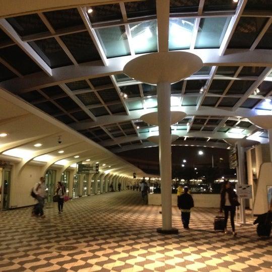 Снимок сделан в Международный аэропорт Конгоньяс/Сан-Паулу (CGH) пользователем Julio César T. 8/17/2012