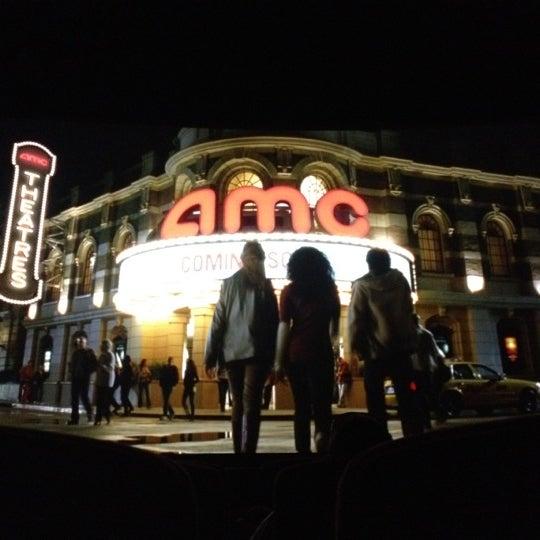 Photo taken at AMC Fashion Valley 18 by Bil B. on 5/28/2012
