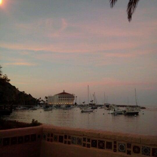 Photo taken at Santa Catalina Island by Airalin B. on 3/1/2012