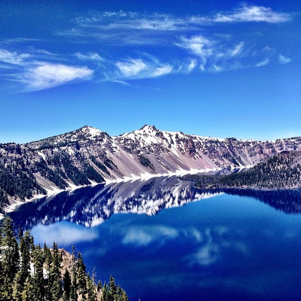 Photo taken at Crater Lake National Park by Herbert Y. on 6/21/2012