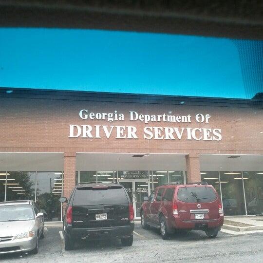 Driver services lawrenceville ga