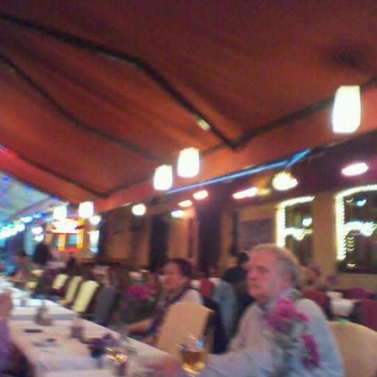 4/14/2012 tarihinde Sergey Z.ziyaretçi tarafından Cozy Bar&Restaurant'de çekilen fotoğraf