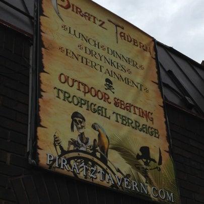 Photo taken at Piratz Tavern by Kumar J. on 8/25/2012