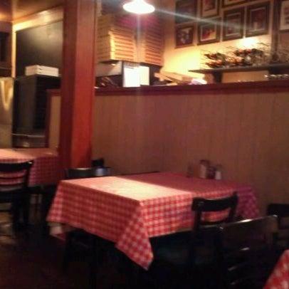 Photo taken at Milano Pizzeria by Jen E. on 5/26/2012