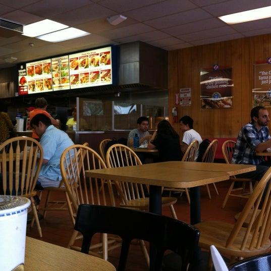 Photo taken at Zankou Chicken by Noah W. on 9/5/2012