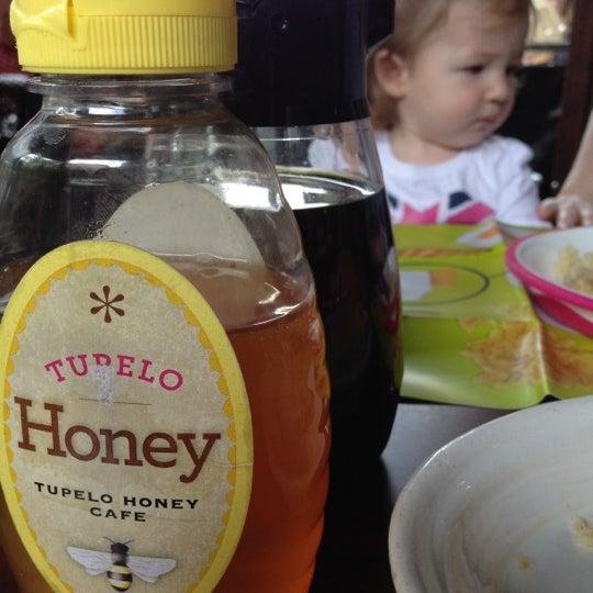 Photo taken at Tupelo Honey by Skye&Raine on 4/20/2012