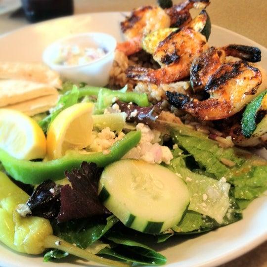 Zo 235 S Kitchen Mediterranean Restaurant In Washington