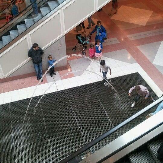Photo taken at Wijnegem Shopping Center by Chris C. on 6/9/2012