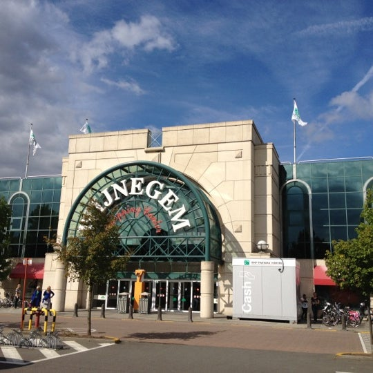 Photo taken at Wijnegem Shopping Center by Dirk K. on 9/12/2012