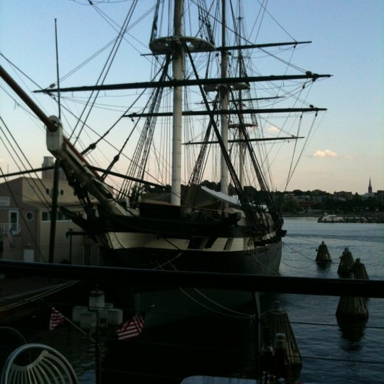 Photo taken at USS Constellation by Mark R. on 6/3/2012