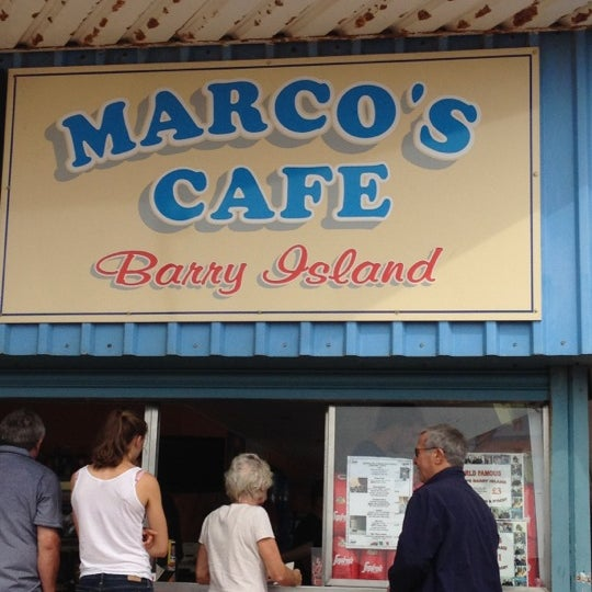 Marco\'s Cafe - Barry, Vale of Glamorgan