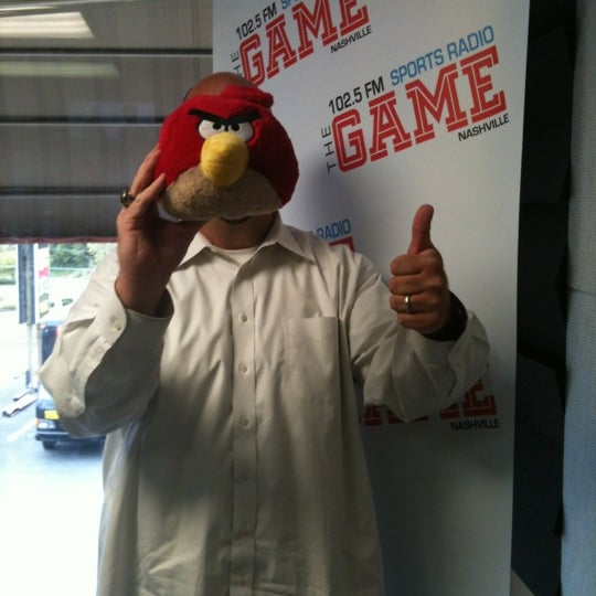 Photo taken at 102.5 The Game by Austin H. on 10/18/2011