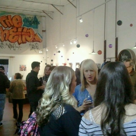 Photo taken at Flying Goat Cellars Tasting Room by Katrina G. on 12/4/2011