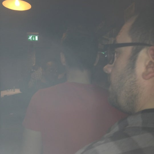 Photo taken at Pulse by Beef Q. on 1/1/2012