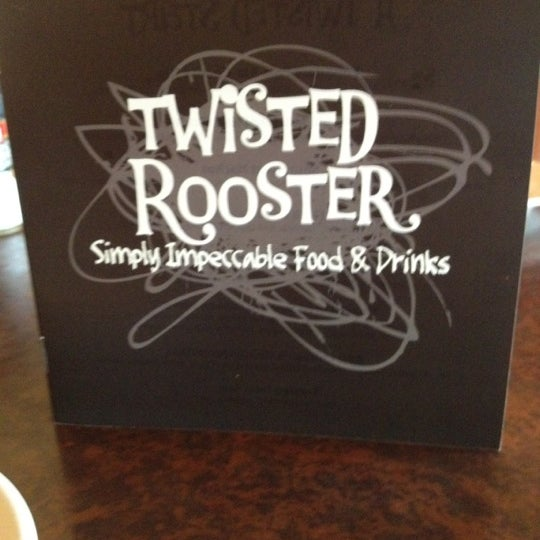 Photo taken at Twisted Rooster by Tim T. on 3/11/2012