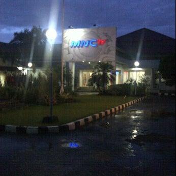 Photo taken at MNCTV by # Kedai LB on 1/12/2012