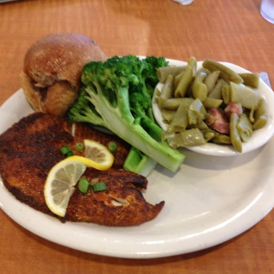 Luby 39 s southbelt ellington 11 tips for Lubys fried fish