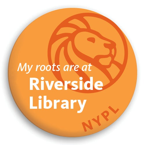 Speak Out for Your Libraries! NYPL needs your help NOW to stop a proposed $43 million cut. Help protect the Riverside Library, sign a letter of support today.http://www.nypl.org/speakout
