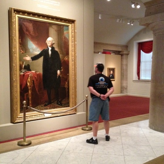 Photo taken at National Portrait Gallery by Paul K. on 6/17/2012