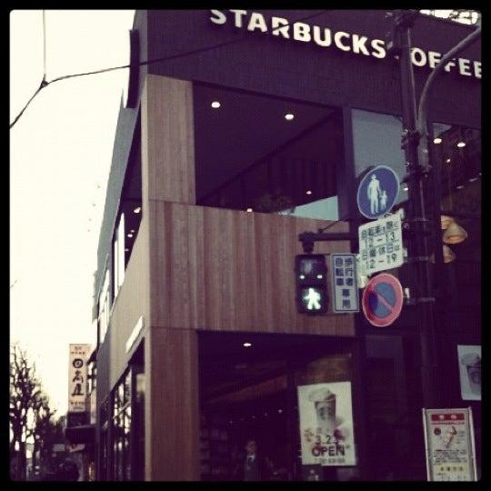 Photo taken at Starbucks by 瑛 .. on 3/27/2012