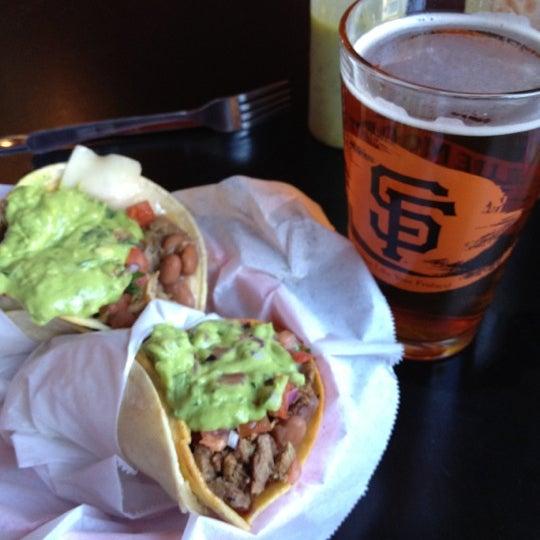 Photo taken at Nick's Crispy Tacos by John B. on 6/23/2012