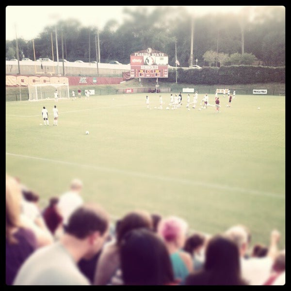 Photo taken at The Seminole Soccer Complex by Will D. on 9/13/2012
