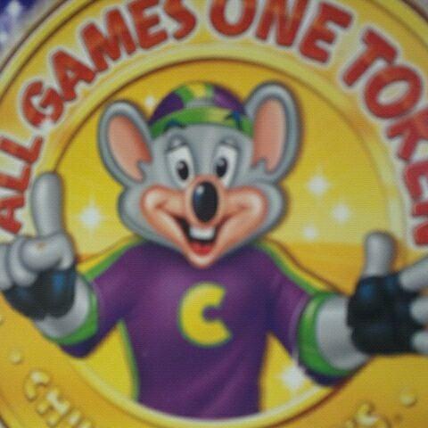 Chuck E Cheese S Arcade