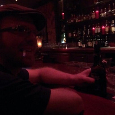 Photo taken at Nicky Blaine's Cocktail Lounge by Johnna C. on 8/18/2012