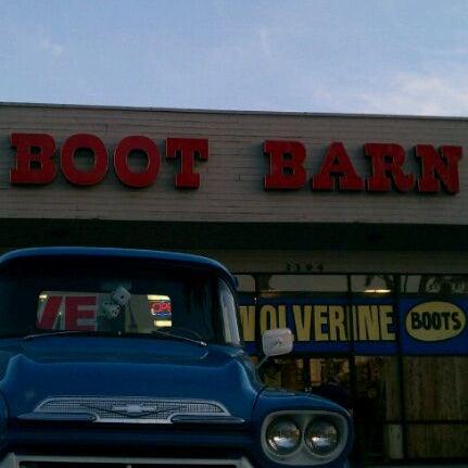 Boot Barn La Sierra South 1 Tip