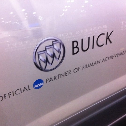 Photo taken at Buick @ Bracket Town! by Danielle V. on 4/3/2011