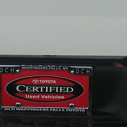 Photo taken at DCH Wappingers Falls Toyota by Craig K. on 9/29/2011