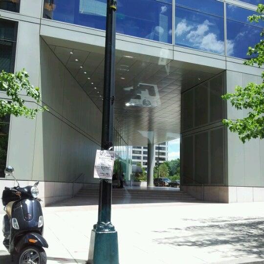 Photo taken at The George Washington University by Jay C. on 6/27/2012