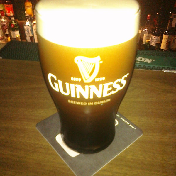 Guinness is the only beer that requires two taps... FOR GOOD REASON