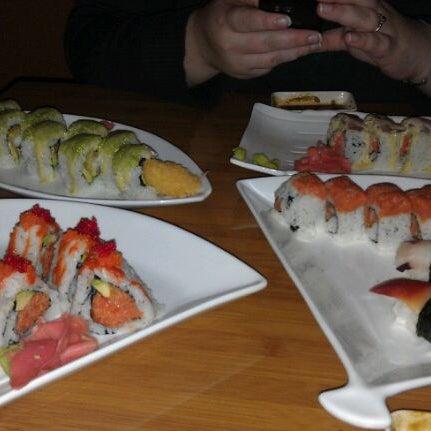 Photo taken at Matsu Japanese by Bob A. on 11/5/2011