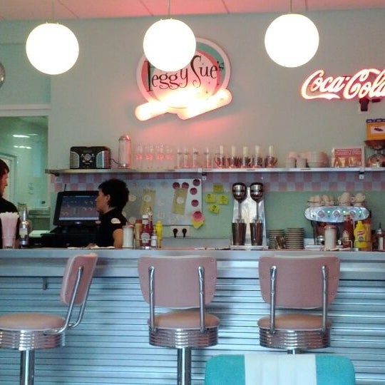 Photo taken at Peggy Sue's by Jordi R. on 1/19/2012