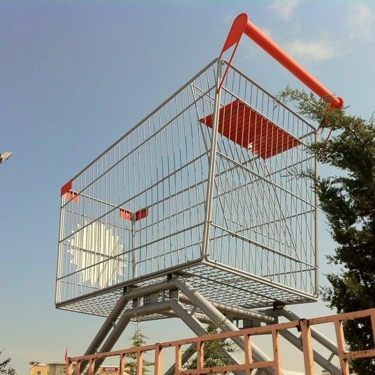6/22/2012 tarihinde 🚀€n€$🚀ziyaretçi tarafından Beylikdüzü Migros AVM'de çekilen fotoğraf