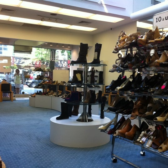 Jildor Shoes has over sixty years of experience selling high end designer shoes. They carry tops brands like Jeffery Campbell, Kate Spade and Steve Madden. They feature many styles such as pumps, wedges, sandals and boots.6/10(3).