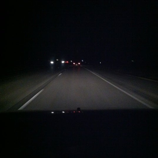 Photo taken at I-35 by Nicole L. on 12/24/2011