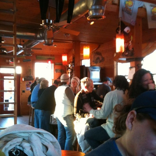 Photo taken at The Big Chill Surf Cantina by Sandra C. on 2/20/2012