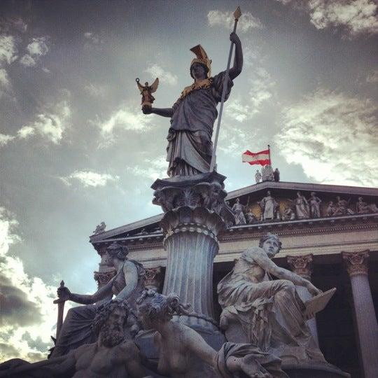 Photo taken at Parliament by Olga K. on 9/10/2012