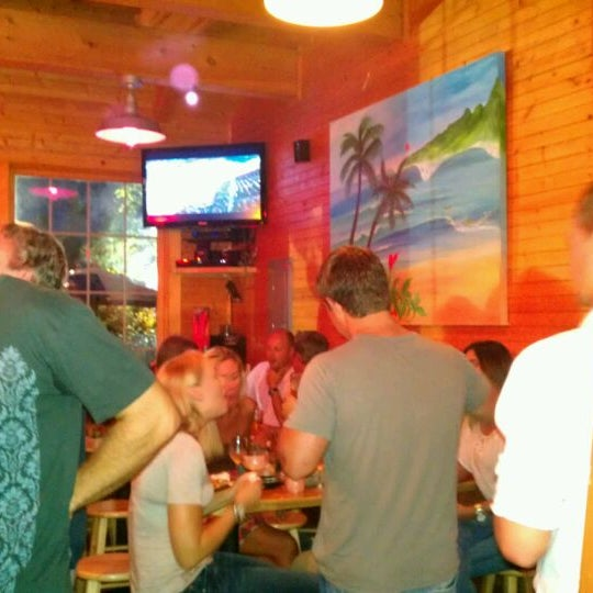 Photo taken at The Big Chill Surf Cantina by Dustin O. on 9/22/2011