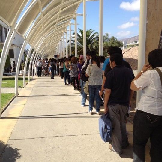 Foto tomada en Universidad Católica del Norte por Gerardo M. el 3/19/2012