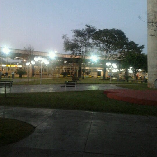 Photo taken at Terminal Rodoviário José Garcia Villar by Jose Renato E. on 6/16/2012