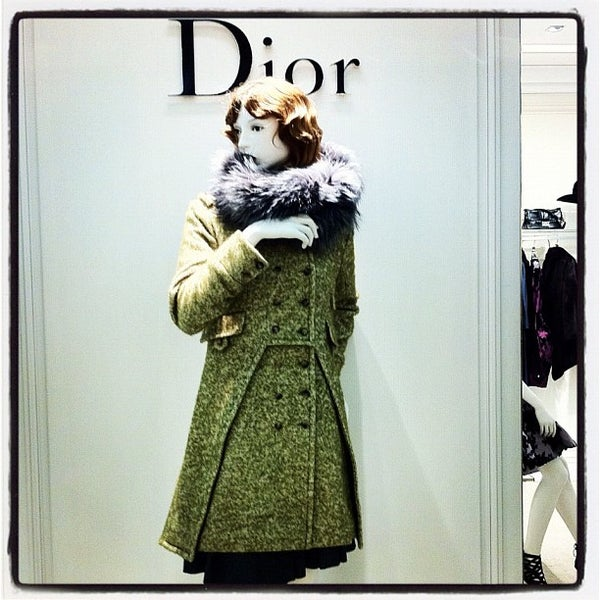 Photo taken at Christian Dior by Dan D. on 10/22/2011