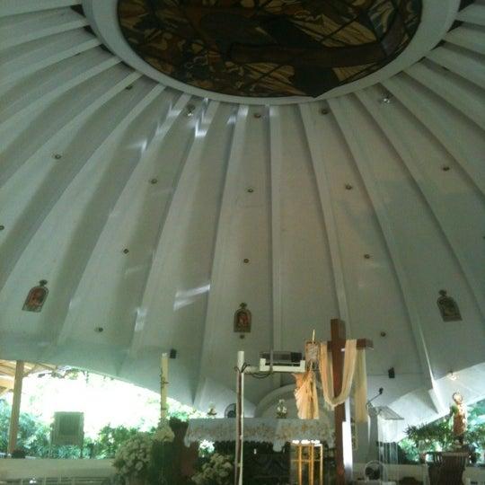 Photo taken at Sto. Niño de Paz Community Chapel by Josef B. on 4/9/2012