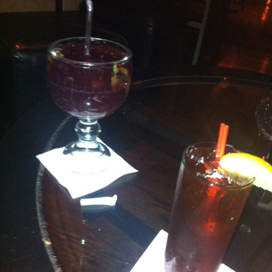 Photo taken at Plaza Lounge - Kitchen and Bar by Leo on 8/20/2012