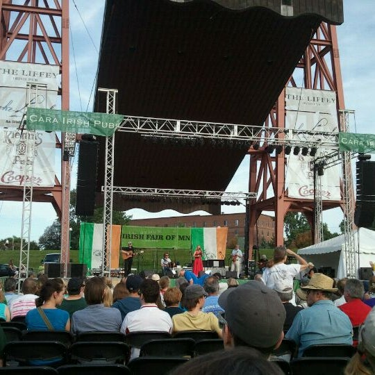 Photo taken at Irish Fair of Minnesota by Sami93am A. on 8/14/2011