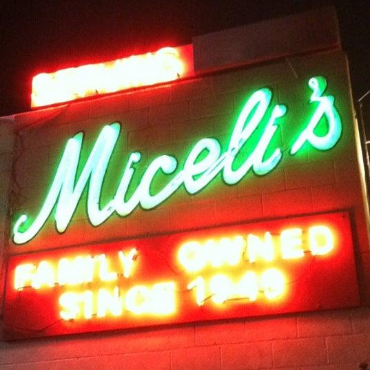 Miceli S Italian Food