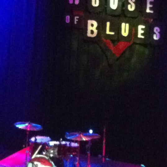 Foto scattata a House of Blues da Jim S. il 4/29/2012